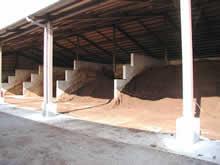堆肥の生産