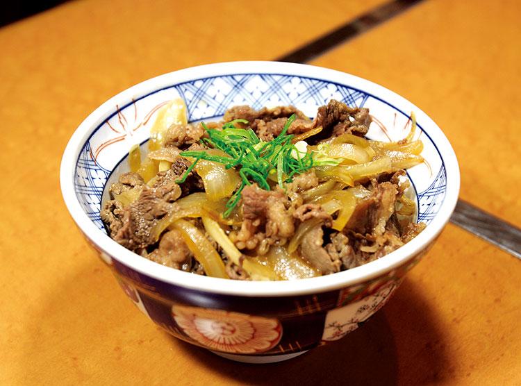 安堂グループの歴史物語第6話 名物「肉めし」の写真