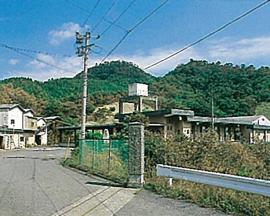 周東町食肉流通センター(昭和56年完成)